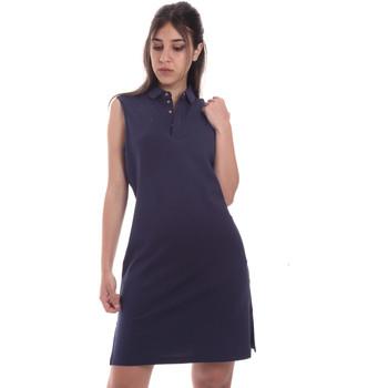 textil Mujer Vestidos cortos Ea7 Emporio Armani 3HTA58 TJI3Z Azul