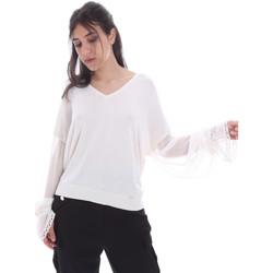 textil Mujer Tops / Blusas Gaudi 011FD53007 Blanco