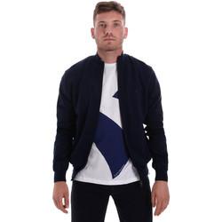 textil Hombre Chaquetas de punto Navigare NV00203 70 Azul