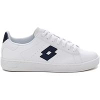 Zapatos Mujer Zapatillas bajas Lotto 212077 Blanco