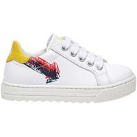 Zapatos Niños Zapatillas bajas Naturino 2014868 01 Blanco