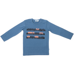 textil Niños Camisetas manga larga Melby 70C5524 Azul