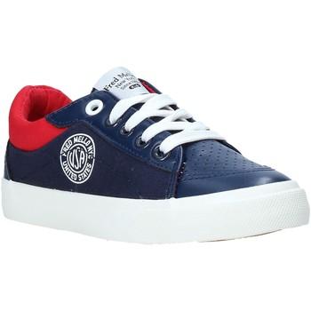 Zapatos Niños Zapatillas bajas Fred Mello S20-SFK306 Azul