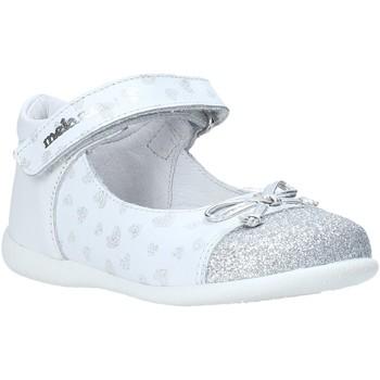 Zapatos Niña Bailarinas-manoletinas Melania ME0100A0S.A Blanco
