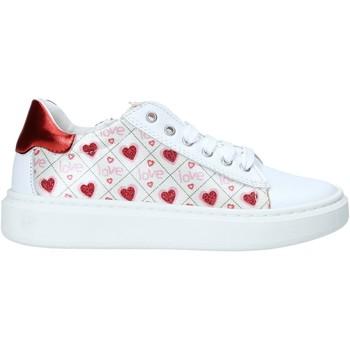 Zapatos Niña Zapatillas bajas Melania ME2252D0S.A Blanco