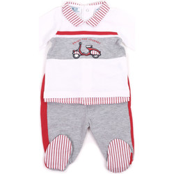 textil Niños Conjunto Melby 20Q7330 Rojo