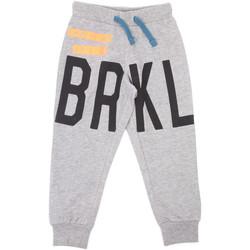 textil Niños Pantalones de chándal Melby 70F5564M Gris