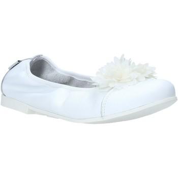 Zapatos Niña Bailarinas-manoletinas Melania ME6104F0S.A Blanco