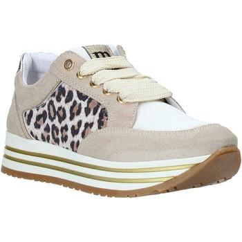 Zapatos Niños Zapatillas bajas Melania ME6251F0S.B Beige