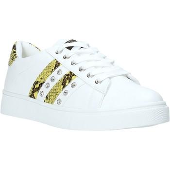 Zapatos Mujer Zapatillas bajas Gold&gold A20 GA243 Blanco