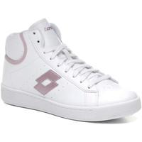 Zapatos Mujer Zapatillas altas Lotto 212080 Blanco