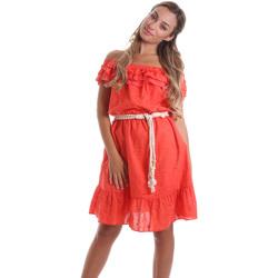 textil Mujer Vestidos cortos Liu Jo FA0173 T4191 Naranja