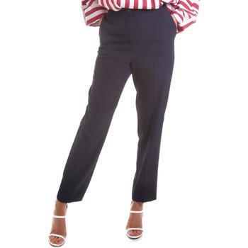 textil Mujer Pantalones chinos Liu Jo WA0398 T4164 Azul