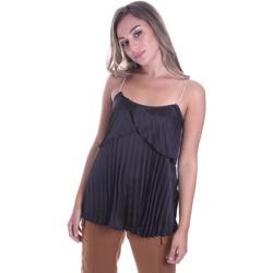 textil Mujer Tops / Blusas Liu Jo FA0115 T5957 Negro