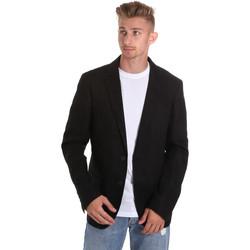 textil Hombre Chaquetas / Americana Antony Morato MMJA00417 FA400060 Negro