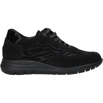 Zapatos Mujer Zapatillas bajas Grunland SC2961 Negro