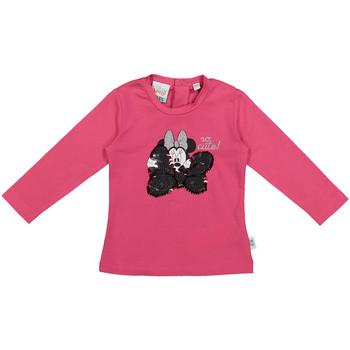 textil Niños Camisetas manga larga Melby 20C2101DN Rosado