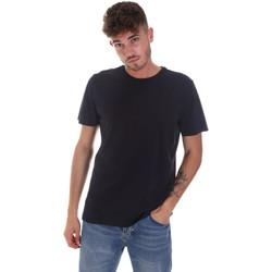 textil Hombre Camisetas manga corta Navigare NV31128 Azul