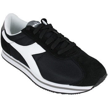 Zapatos Hombre Zapatillas bajas Diadora vega c8514 Negro