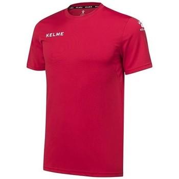 textil Camisetas manga corta Kelme Camiseta Campus Rojo
