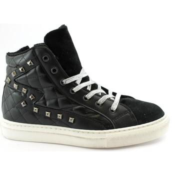 Zapatos Mujer Zapatillas altas Divine Follie DIV-I20-A102M-NE Nero