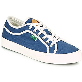 Zapatos Mujer Zapatillas bajas Kickers ARVEIL Marino