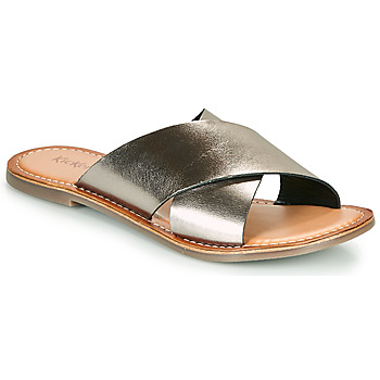 Zapatos Mujer Zuecos (Mules) Kickers DIAZ-2 Bronce