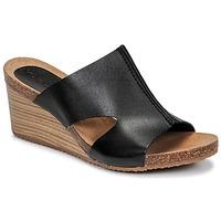 Zapatos Mujer Zuecos (Mules) Kickers SPAINTA Negro