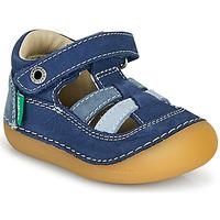 Zapatos Niño Sandalias Kickers SUSHY Azul