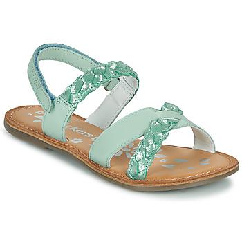 Zapatos Niña Sandalias Kickers DIMDAMI Azul