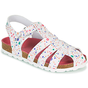 Zapatos Niña Sandalias Kickers SUMMERTAN Rosa