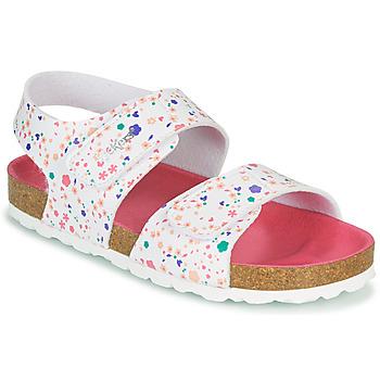 Zapatos Niña Sandalias Kickers SUMMERKRO Rosa