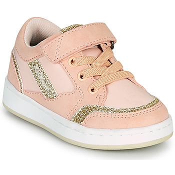 Zapatos Niña Zapatillas bajas Kickers BISCKUIT Rosa