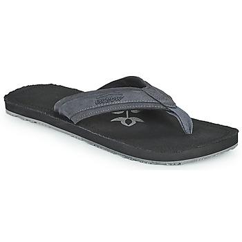 Zapatos Hombre Chanclas Oxbow VALLY Negro