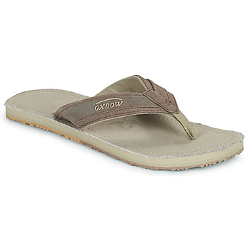 Zapatos Hombre Chanclas Oxbow VALLY Beige