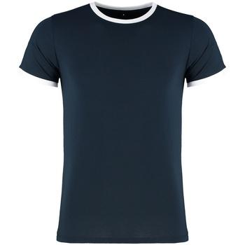 textil Hombre Camisetas manga corta Kustom Kit KK508 Blanco