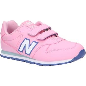 Zapatos Niños Multideporte New Balance YV500RPT Blanco