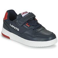 Zapatos Niño Zapatillas bajas Levi's SHOT Marino