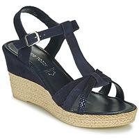 Zapatos Mujer Sandalias Marco Tozzi ANNA Marino