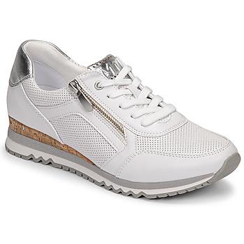Zapatos Mujer Zapatillas bajas Marco Tozzi BELLA Blanco