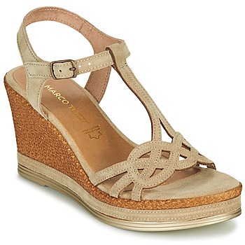 Zapatos Mujer Sandalias Marco Tozzi GRIMNI Gris