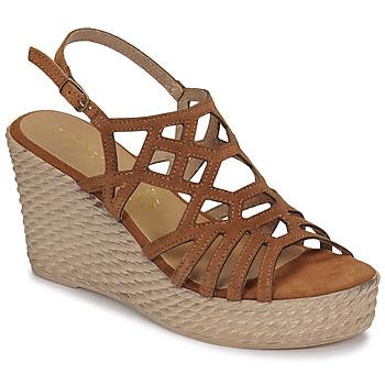 Zapatos Mujer Sandalias Marco Tozzi FRANCINE Cognac