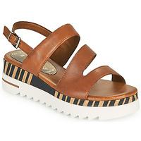 Zapatos Mujer Sandalias Marco Tozzi ANTINI Cognac
