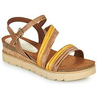 Zapatos Mujer Sandalias Marco Tozzi LIZZA Cognac