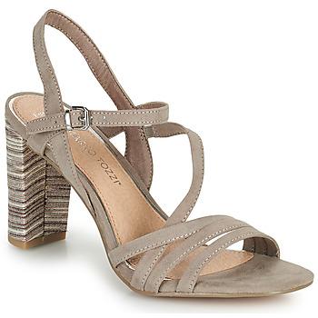Zapatos Mujer Sandalias Marco Tozzi BALEINA Beige