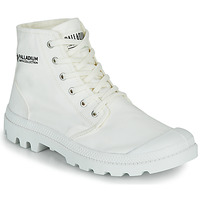 Zapatos Botas de caña baja Palladium PAMPA HI ORGANIC II Blanco