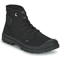 Zapatos Botas de caña baja Palladium MONO CHROME Negro