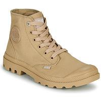 Zapatos Botas de caña baja Palladium MONO CHROME Beige