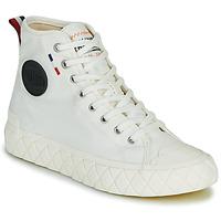 Zapatos Zapatillas altas Palladium PALLA ACE CVS MID Blanco