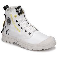 Zapatos Botas de caña baja Palladium PAMPA RCYCL METRO Blanco